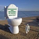homenagem aos políticos do Brasil